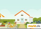 Grafik Gartengestaltung