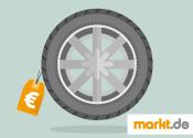Bild gebrauchte Reifen
