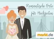 Hochzeitslocations in Deutschland