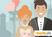 Grafik Hochzeitslocations