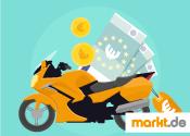 Grafik Motorrad gebraucht kaufen
