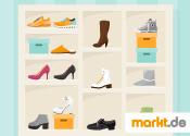 Schuhe richtig aufbewahren