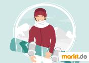 Snowboarden lernen