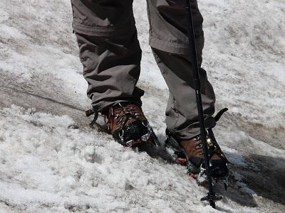 Bild Wanderhose und Alpine Wanderschuhe