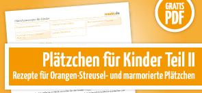 Grafik Plätzchen für Kinder 2 PDF-Download.