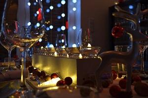 Bild Tisch Weihnachtsmarkt