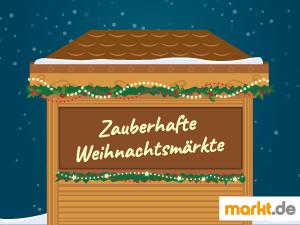 Bild zauberhafte Weihnachtsmärkte