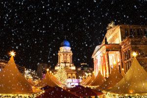 Bild Weihnachtsmarkt Berlin