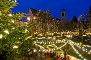 Bild Weihnachtsmarkt Freiburg