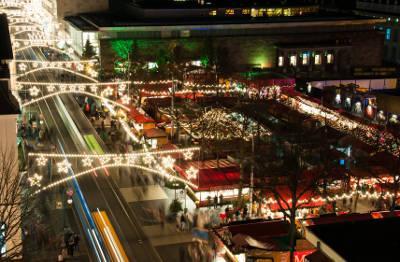 Bild Weihnachtsmarkt Kassel