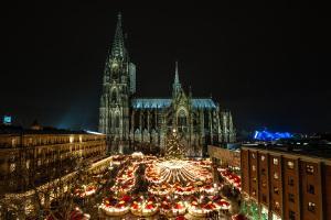 Bild Weihnachtsmarkt Koeln