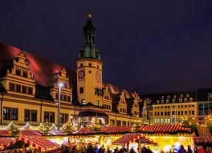 Bild Weihnachtsmarkt Leipzig