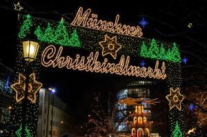 Bild Weihnachtsmarkt Muenchen