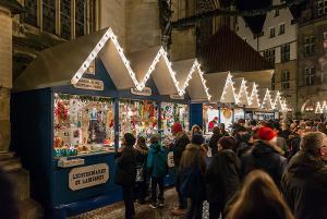 Bild Weihnachtsmarkt Muenster