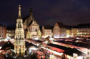 Bild Weihnachtsmarkt Nuernberg