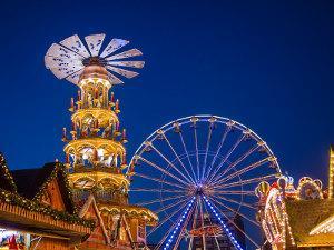 Bild Weihnachtsmarkt Rostock