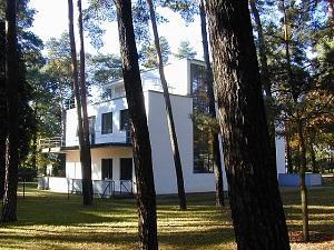 Bild Haus im Bauhausstil