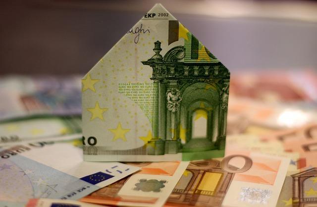 Bild Haus aus Geldschein