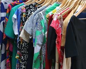 Kleiderstange