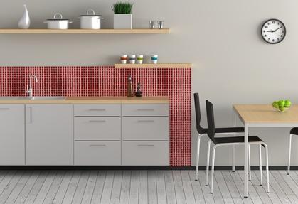 Die Eigene Küche Neu Gestalten. Bild
