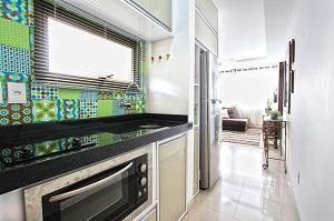 Bild Kleine Küche