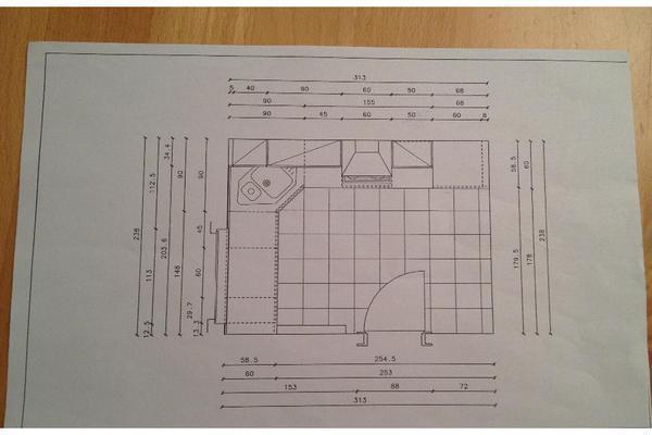 Bild Küchenplan
