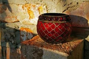 Bild Orientalische Lampe
