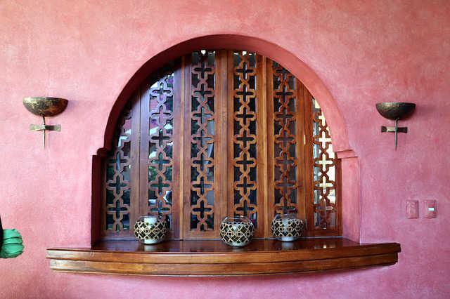 Bild von marokanischem Interieur