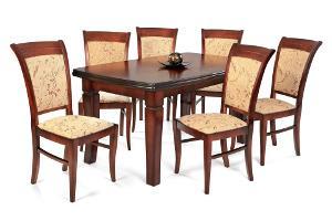 Bild Sitzgruppe im Biedermeier Stil