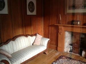 Bild Sofa im Biedermeier Stil