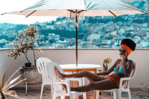 Sonnenschutz Balkon