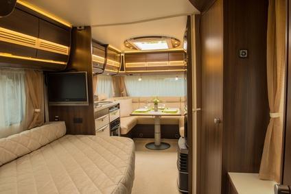 Wohnwagen Luxus