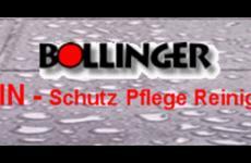 BOLLINGER-Steinpflege