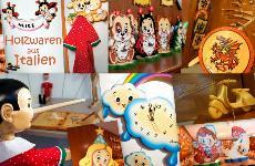 Pinocchio&Kinder Online